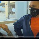 德州夫婦香港返美 口罩戴全程