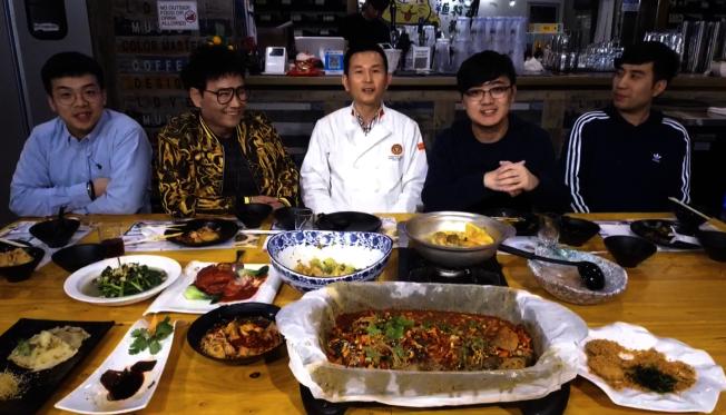 南加華人最思念的過年家鄉味。(記者金維多/攝影)