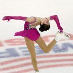 史上最年輕 劉美賢 美國女子花式滑冰賽二度稱后