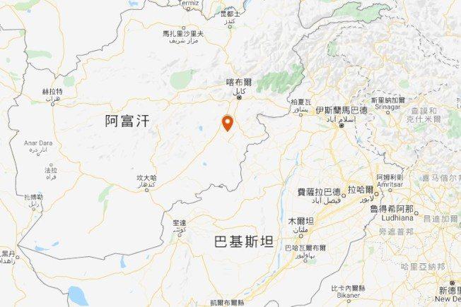 客機墜毀阿富汗 傳載有83人傷亡情況還不明