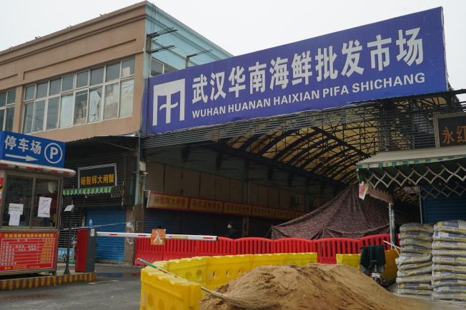 有研究認為,導致這波肺炎疫情的新型冠狀病毒起源地恐非外界早前認定的華南海鮮市場。美聯社