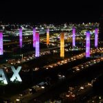 「少了Kobe 不像LA了」洛城市政廳8時24分紫金燈光紀念