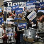 桑德斯超越白登 新罕州民調衝第一