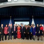 白宮慶農曆新年 亞太裔總統顧問委員會新任委員就職