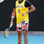 澳網/網壇也悼柯比…瓦林卡曝合照 基里洛斯穿8號球衣