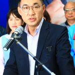 江啟臣參選國民黨主席 提5項改革盼翻轉民間聲望