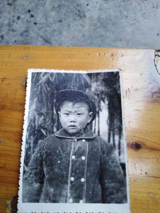 劉兵失蹤前拍攝的照片。(取材自澎湃新聞/受訪者提供)