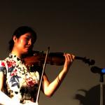 藝術花盛開 華裔提琴家獻奏梁祝