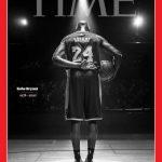 巨星謝幕「時代雜誌」黑白紀念封面向Kobe致敬