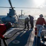 今年首次! 日媒:美軍再航行南海