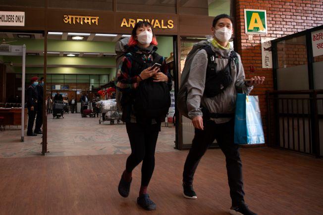 武漢肺炎持續性擴散,今日在全球範圍內引起了反抗中國人以及亞裔的種族歧視情緒。(Getty Images)