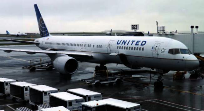 武漢肺炎疫情蔓延,美國聯合航空28日宣布,暫時減少美國往返中國北京、上海與香港三個城市的部分航班。(本報檔案照)