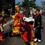 洛杉磯華埠金龍大遊行  2.1如期舉行