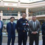 華埠罪案增多 屋崙增4巡警 呼籲民眾「財不露白」