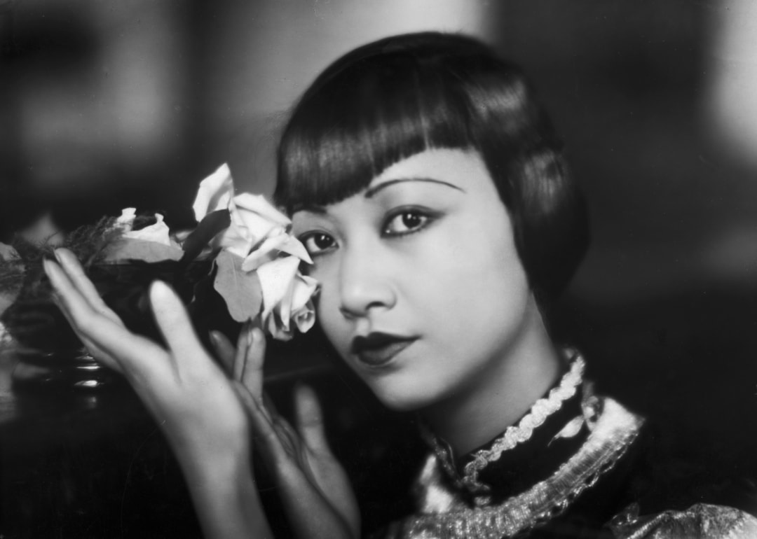 美國好萊塢第一位華裔女演員黃柳霜。(Getty Images)