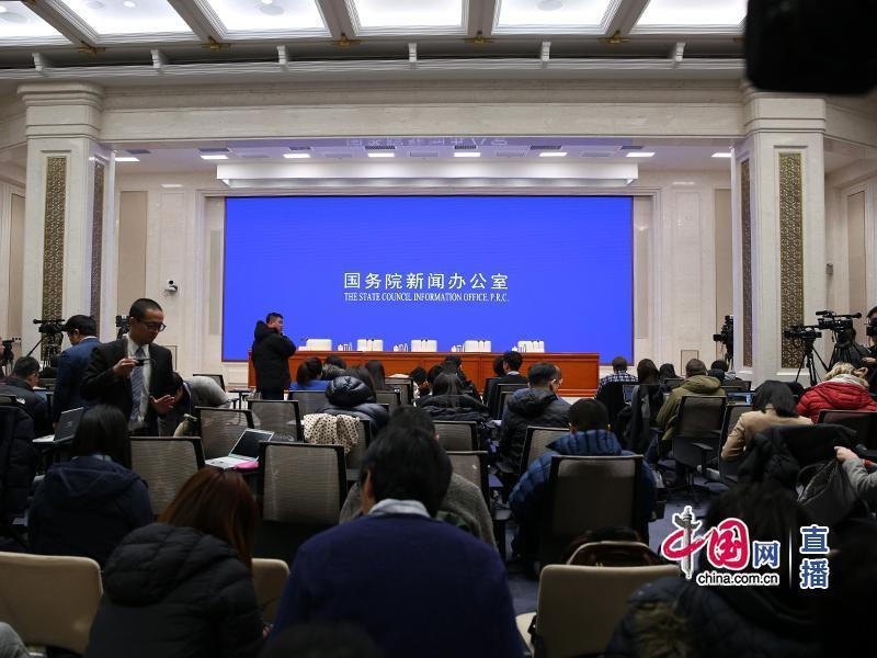 大陸國家衛健委上午舉行記者會。圖/中國網