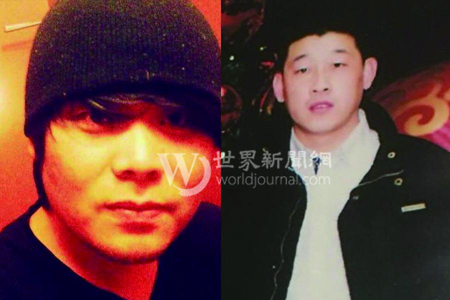 事故中兩名死者分別是邊華一(左)、熊偉忠(右),均來自瀋陽。圖/友人提供