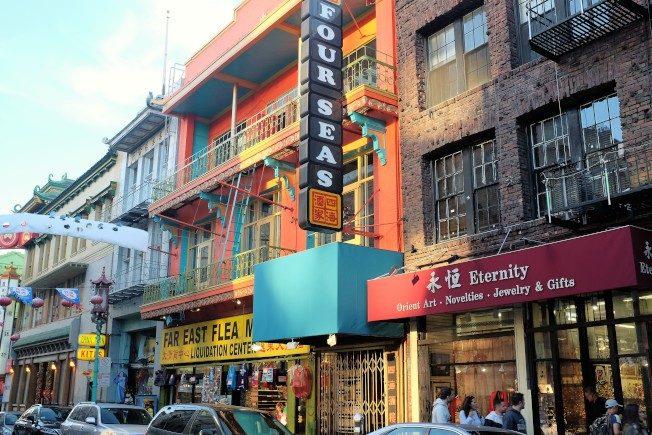 北美风情话   昔时旧金山杏花楼 今成米其林中餐厅