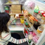 冰箱保鮮 最多放七分滿