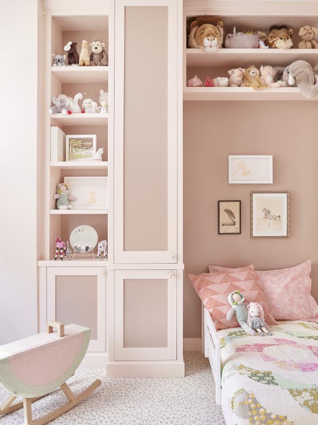 翻新孩童房可以吸引有小孩的買家。(美聯社)