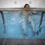 日本長者新風潮 健身房泡澡+閒聊