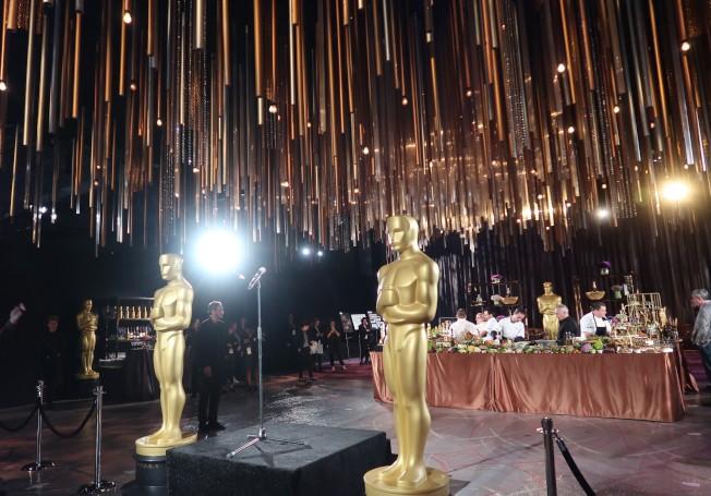 第72屆奧斯卡將在2月9日舉辦。(記者馬雲/攝影)