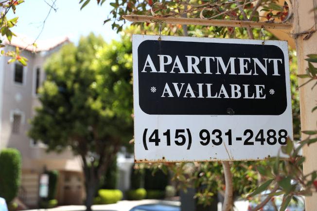 調查發現,灣區房客留在當地的意願較高。(Getty Images)