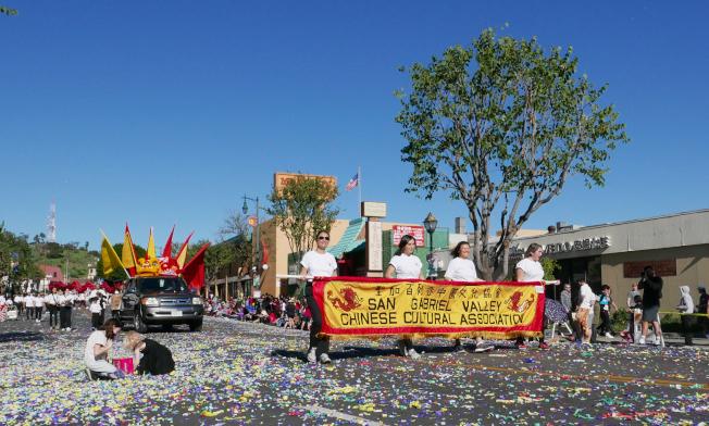 聖加百列谷中國文化協會。(記者李雪╱攝影)