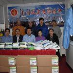 多僑團籌集醫療物資 送往中國