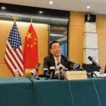 中國駐紐約總領事黃屏:敵人是病毒、不是華人