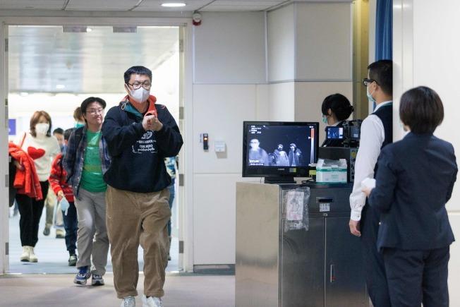 韓國機場限制中國籍旅客轉機。(Getty Image)