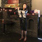 塔城台美協會 慶金鼠年餐聚發紅包