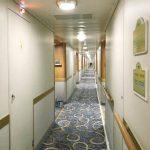 「鑽石公主號」華人旅客:隔離房內 不能出來 三餐送進房