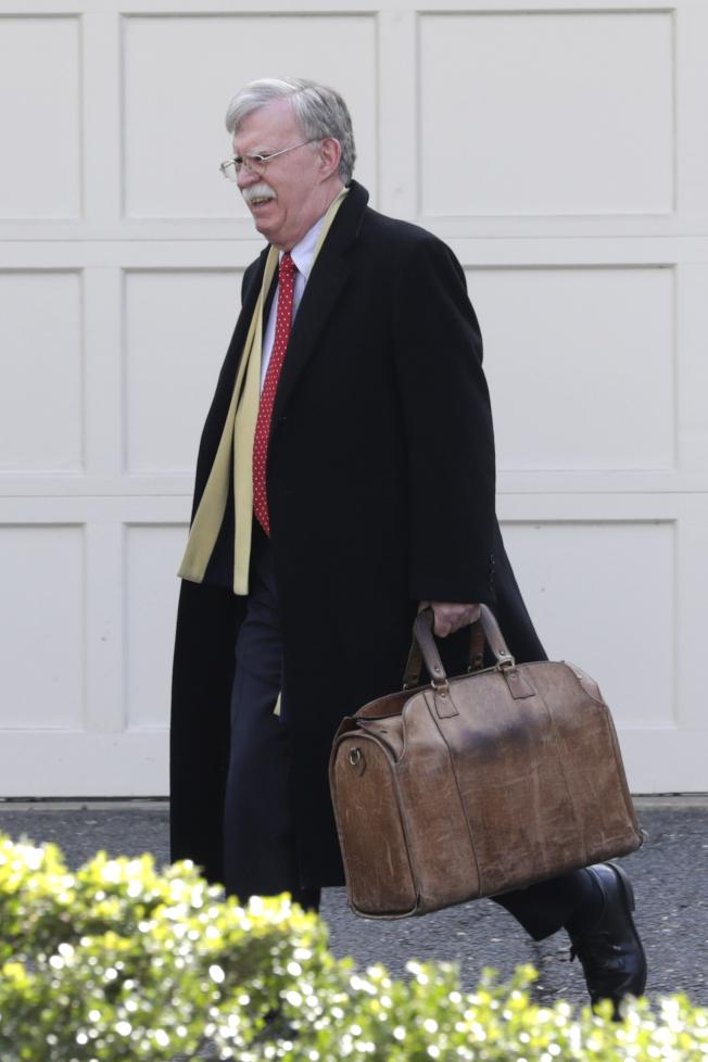 這次無罪 但爭議不斷 川普將面臨波頓新書揭短