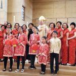 天主教華人新春感恩聖祭