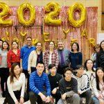 不受疫情影響 下東城高中慶鼠年新春