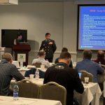 新北消防局參加消防科技年會 分享VR模擬訓練成果