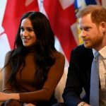 告別英國王室後首露面!哈利、梅根連袂出席活動