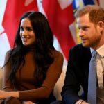告別英王室後  哈梅首次連袂亮相