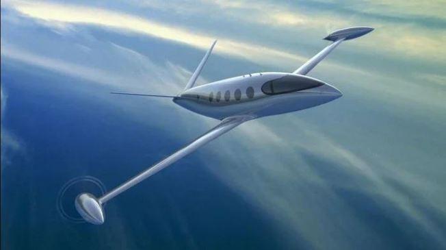 全電動零碳排客機的夢想即將實現,可能2030年就能載客飛行。(取材自Eviation網站)