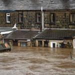 「英國7年來最大」風暴侵襲西北歐 數百航班取消、鐵路也停