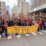 亞裔同志、收養家庭參加 華埠新春遊行展多元包容