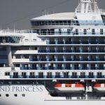 鑽石公主號確診增至135例 船上台灣籍老翁咳血
