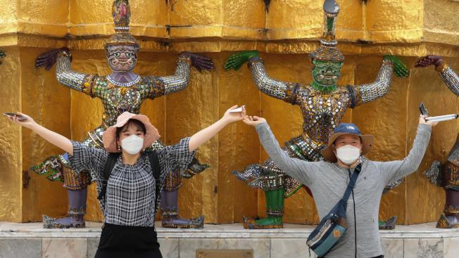 泰國期望現在敞開入境大門,不僅能減緩新冠肺炎對經濟的衝擊,也能在未來吸引更多中國遊客,進一步鞏固作為中國遊客旅遊首選的地位。美聯社