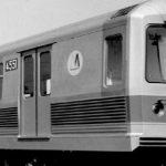 周三A線跑最後一程 尼克森時代地鐵車廂退休