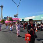 賭城「沙漠中國新年」大遊行