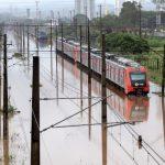 降雨創37年紀錄 巴西聖保羅豪雨成災 交通大癱瘓
