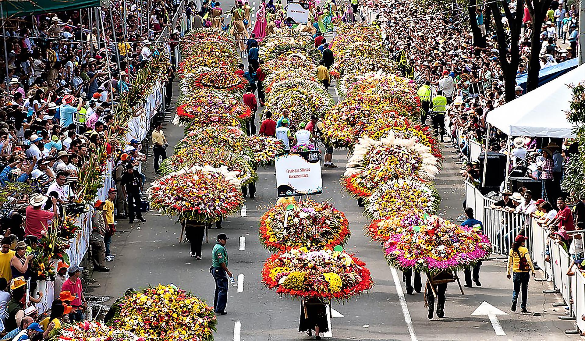 拉丁假期邀您7月31日暢遊哥倫比亞。