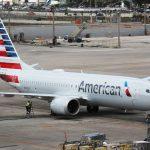 美航停飛中港至4月底 美駐港人員獲准撤離