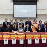 人口普查下月啟動 台灣社團籲民眾參與普查